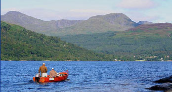 Private Tours to Loch Lomond