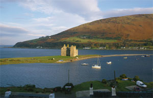 Private Tour to Isle of Arran, Oban and Inverary Castle