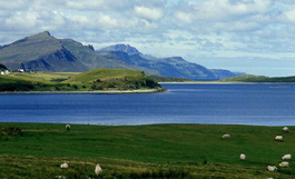 Quiraing mountain pass - Skye 3 Day Tour