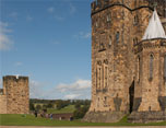 Alnwick Castle, Northumberland Coast and Borders Day Tour