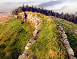 Hadrians Wall, Roman Britain and The Scottish Borders Tour from Edinburgh