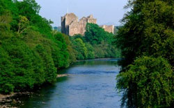 Outlander Explorer Day Tour from Edinburgh - Castle Leoch