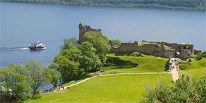 The Complete Loch Ness Day Tour from Inverness