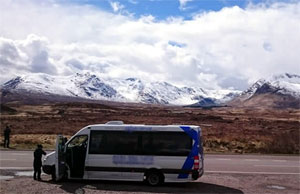 Skye and Highlands Christmas Experience Tour