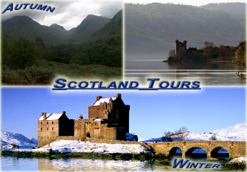 Scotland Tours in Autumn and Winter