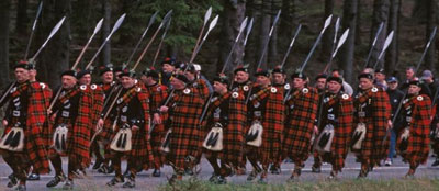 Scottish Highland Games Tour
