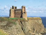 Private Tour to Tantallon Castle and Belhaven Brewery