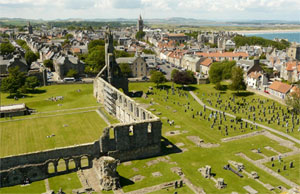St Andrews Cathedral Tour