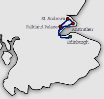 St.Andrews and Fife Tour from Edinburgh