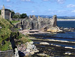 Private Tour to St Andrews and Fife
