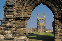 St Andrews Abbey, Fife Tour from Edinburgh - Scotland Tour