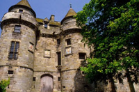 Falkland Palace, Fife Tour from Edinburgh - Scotland Tour