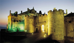 Stirling Castle Day Tour