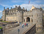 Private Tour to Stirling Castle