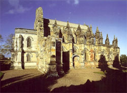 Da Vinci Code Rosslyn Chapel Tour