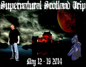 Ghost Tour of Scotland