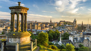 Edinburgh Tour from South Queensferry