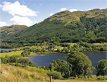 Scottish West Highland Lochs and Castles Day Tour from Edinburgh