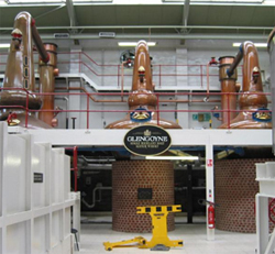 Distillery of Glengoyne