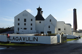 Islay Whisky Tour Scotland - Lagavulin